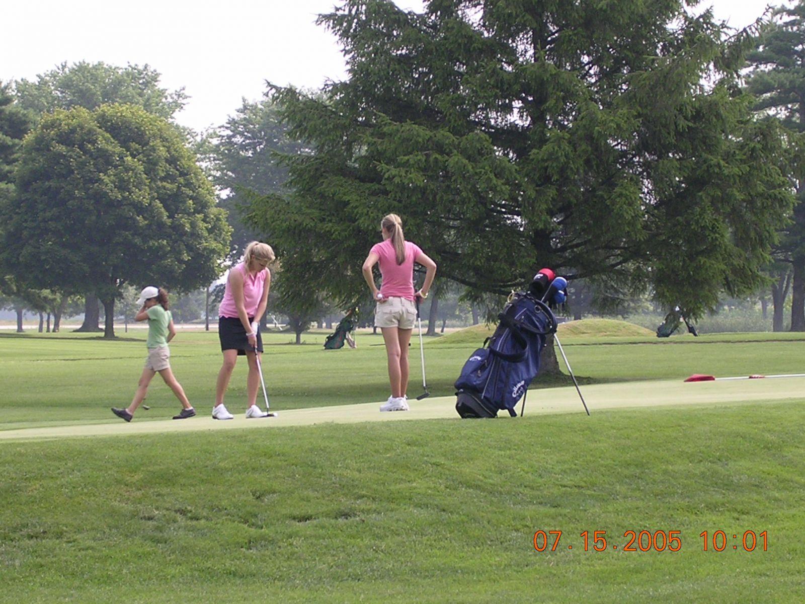 Fremont Golf lessons friday